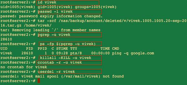 Как найти и удалить файлы старше X дней в Linux