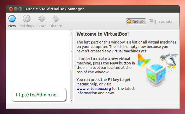 Как установить Oracle VirtualBox 5.2 на Debian 9/8