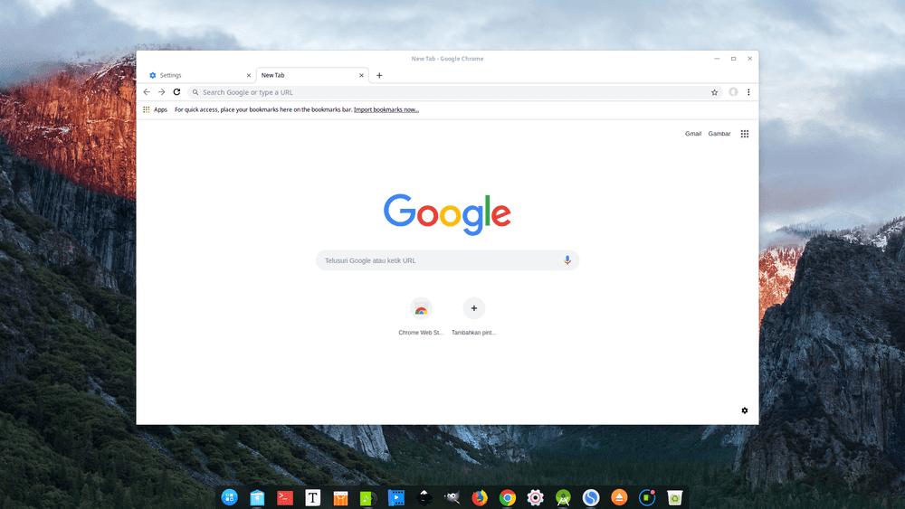 Как добавить репозиторий Google Chrome в Deepin Linux