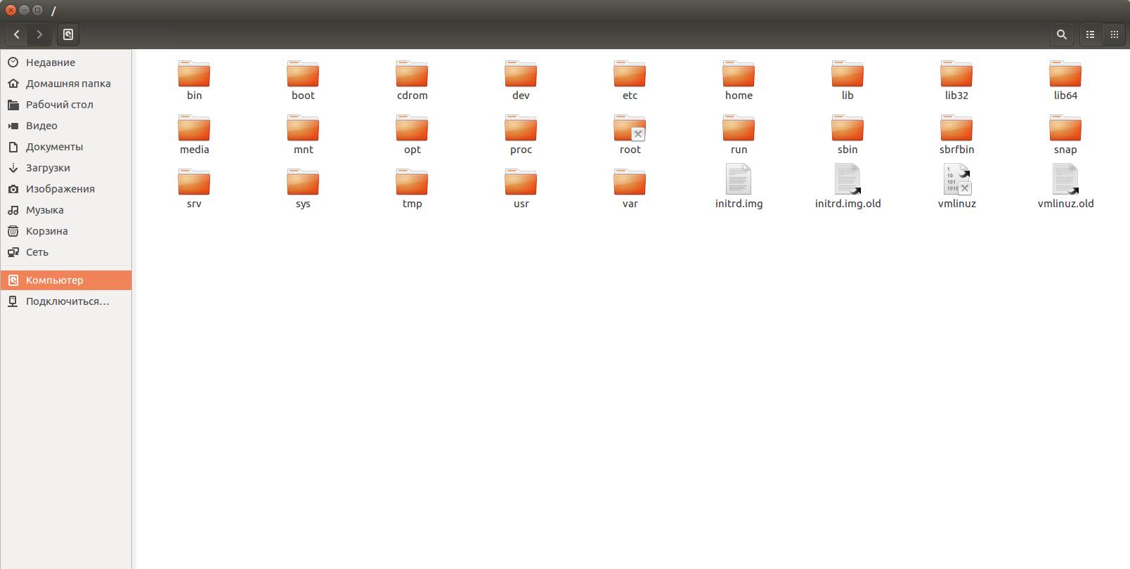 Как создать виртуальный том жесткого диска с помощью файла в Linux