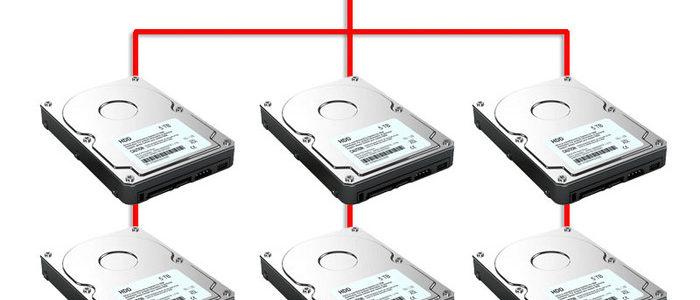 Как настроить SnapRAID на сервере Ubuntu