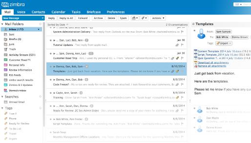 ⌨️ Установка почтового сервера Zimbra на Fedora30 / 29 / CentOS 7