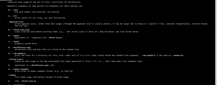 🐵 Как проверить дисковое пространство на серверах Unix