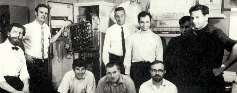 🖧 ARPANET и его история