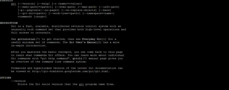 🐧 Как установить Git на CentOS 8