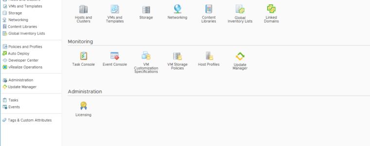 📜 Шпаргалка по VMware – быстрые клавиши
