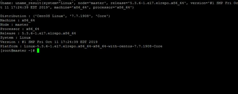 🐍 Как найти сведения о системе Linux с помощью Python