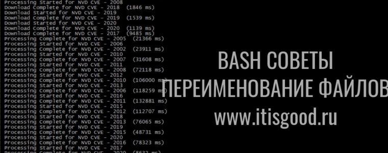 🐧 [Bash советы] Переименование файлов без ввода полного имени дважды в Linux