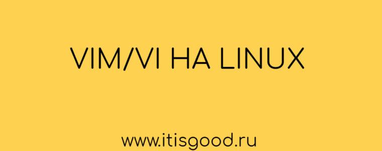 🔍 Как выполнить поиск в Vim/Vi