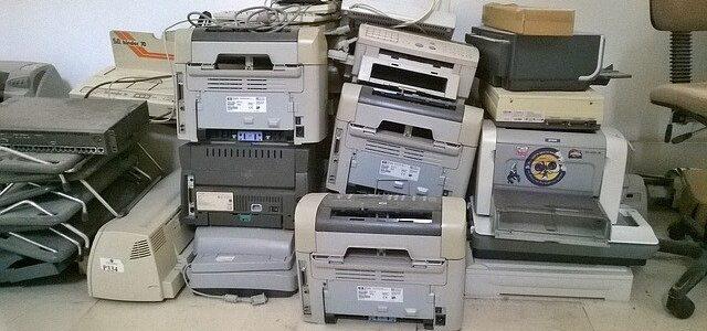 Что делать если картридж от принтера засох