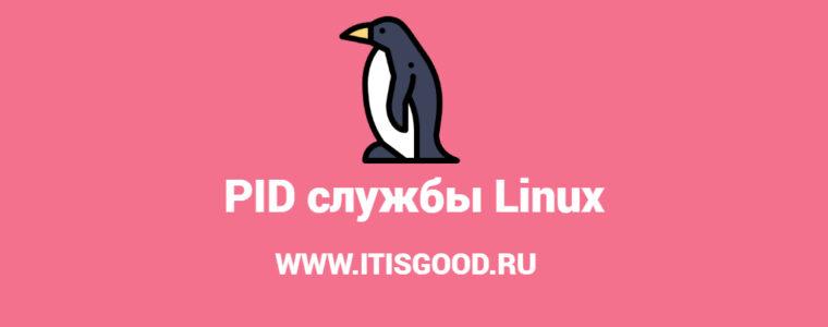 🐧 Как узнать PID службы с помощью systemctl