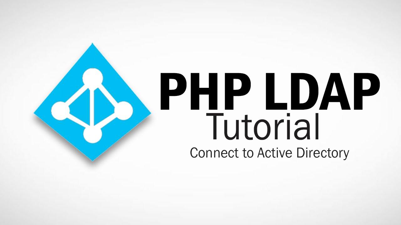 PHP-код для поиска в Windows Active Directory (через LDAP)
