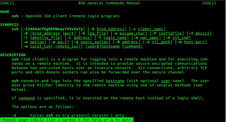 Как использовать SSH для подключения к удаленному Linux-серверу