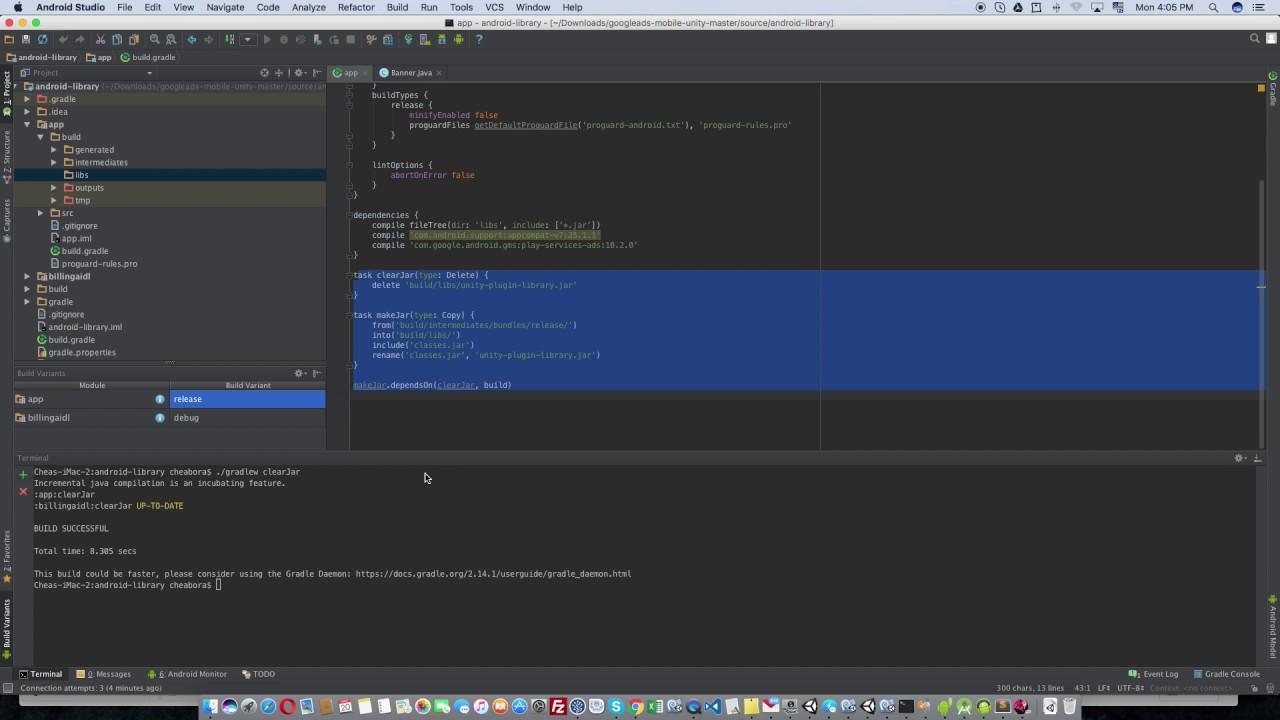 Как создать и выполнить файл .Jar в терминале Linux