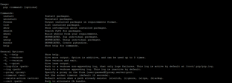Узнайте, как установить Pip на Ubuntu