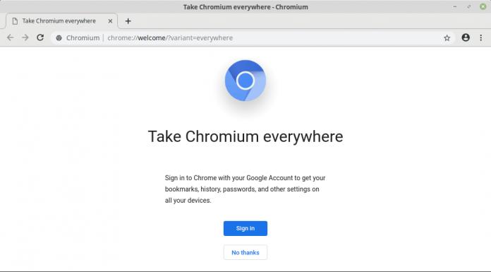 Как установить веб-браузер Chromium в Linux Mint 19 / Ubuntu 18.04