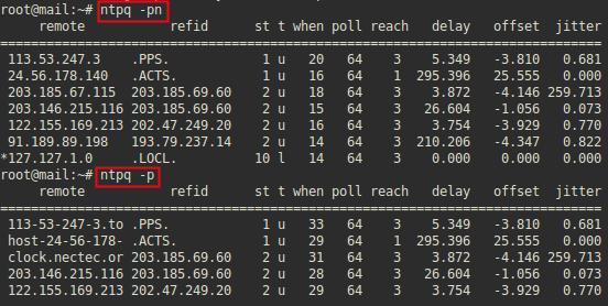 ⏲️ Как установить и настроить NTP-сервер и NTP-клиент на Linux?