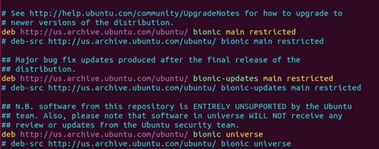 🛢️ Что такое репозитории Ubuntu? Как их включить или отключить?