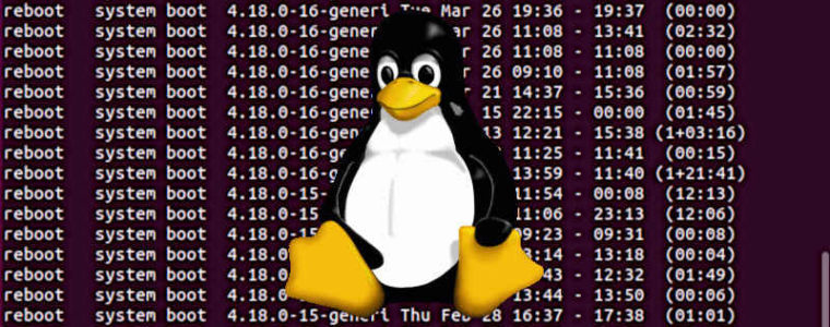 🧰 Как проверить дату выключения и перезагрузки в Linux