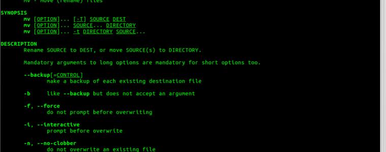 🐧 Как переименовать файлы в Linux