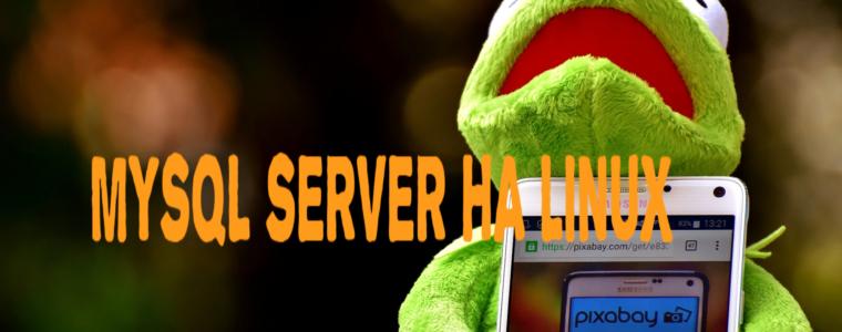 🇯🇪 Как настроить группы ресурсов для MySQL Server, работающего на Linux