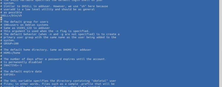 💡 Понимание каталога /etc/skel в Linux