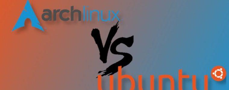 ? Arch Linux лучше, чем Ubuntu?