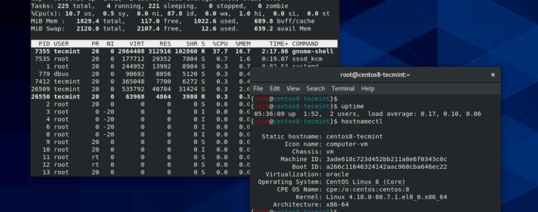 📀 Выпущен CentOS 8 — скачать образы ISO