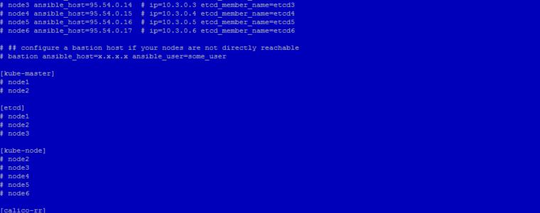 📜 Как использовать статические и динамические файлы inventory в Ansible — часть 4