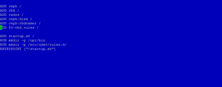 🐳  Краткое введение в Dockerfile